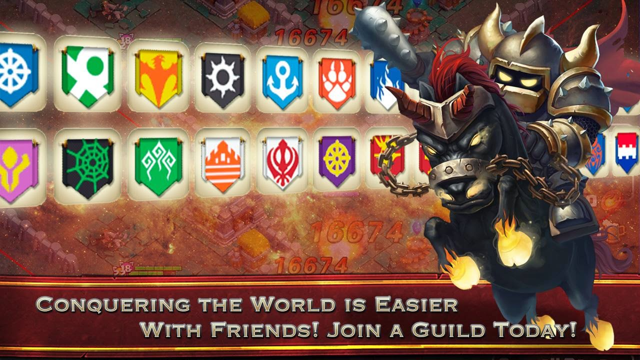 download game clash of lord offline apk
