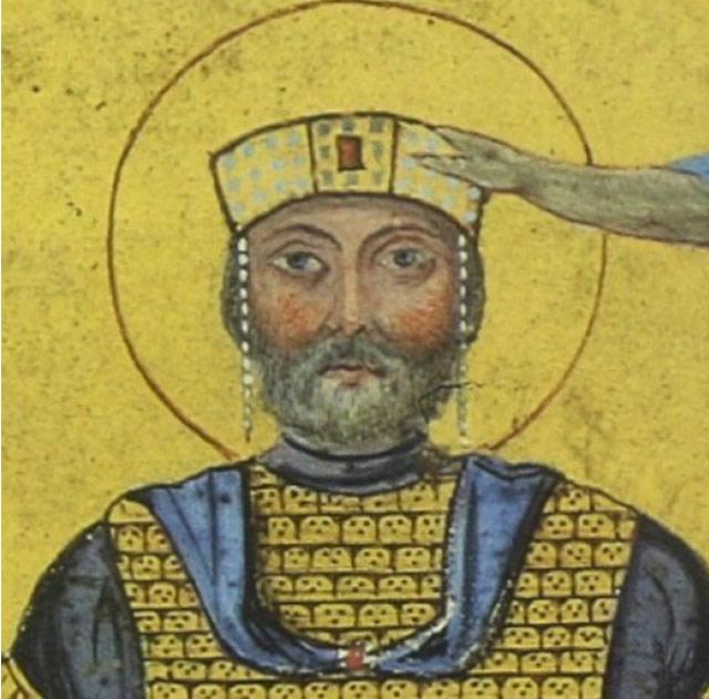 Emperor Basil II byzantium.filminspector.com