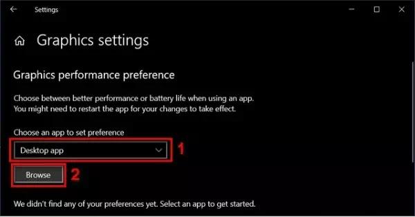 Cara Setting GPU Untuk Aplikasi Tertentu di Windows 10-3