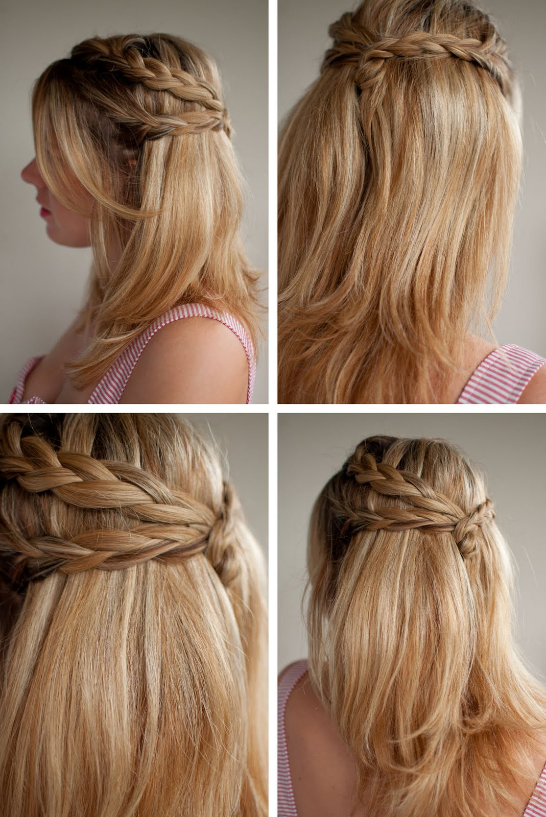 hair up plait styles 30 days of twist amp pin hairstyles day 20 hair 5366