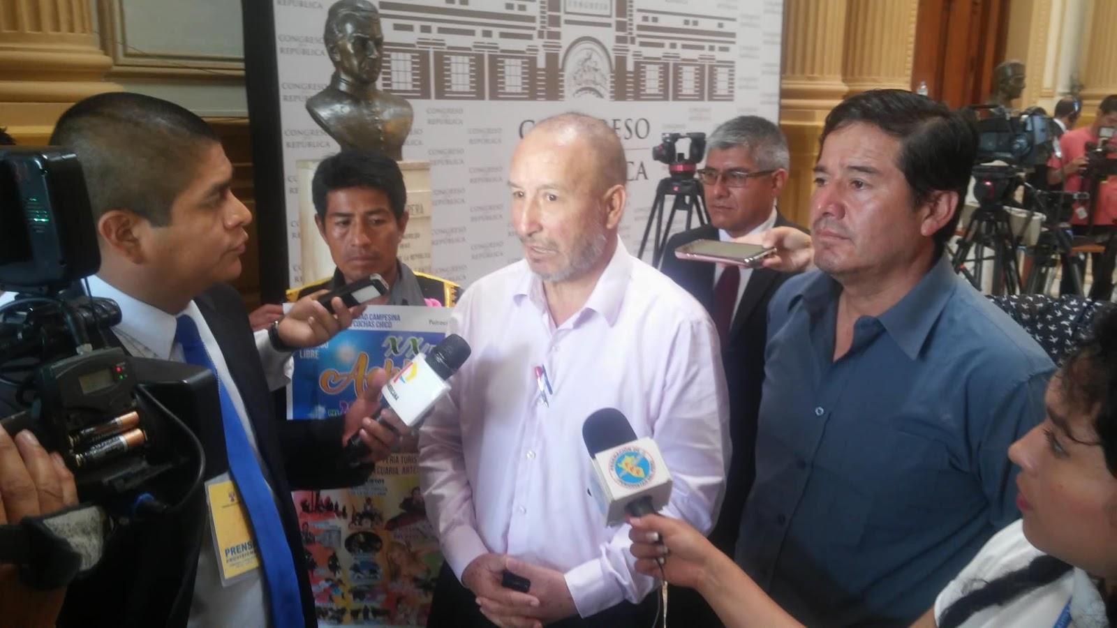 En Congreso de la República Presentan Feria Achkamarca
