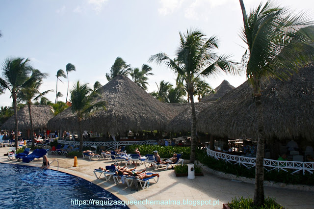 REPÚBLICA DOMINICANA Piscina Resort Bahia Principe