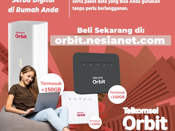 Cara Mengatasi Koneksi Modem (Router) Telkomsel Orbit Bermasalah