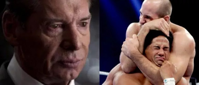 5 WWE Wrestlers Who Make Other Wrestlers Cry