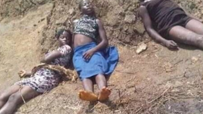 Three Sisters Mysteriously Drown In Ebonyi River [Graphic Pictures]
