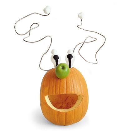 Out-of-Towner Pumpkin Decoration