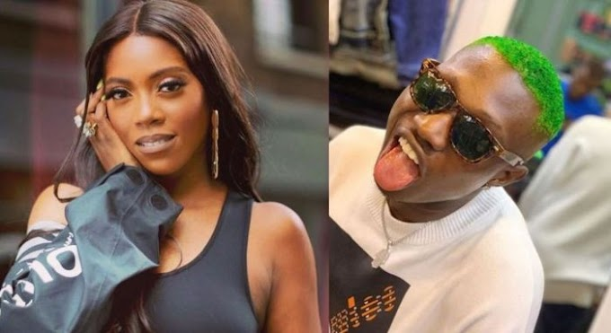 Jam Alert!!! Tiwa Savage, Zlatan Sets To Give Us Some Hot Zanku Jam Again (Watch Snippet Video)