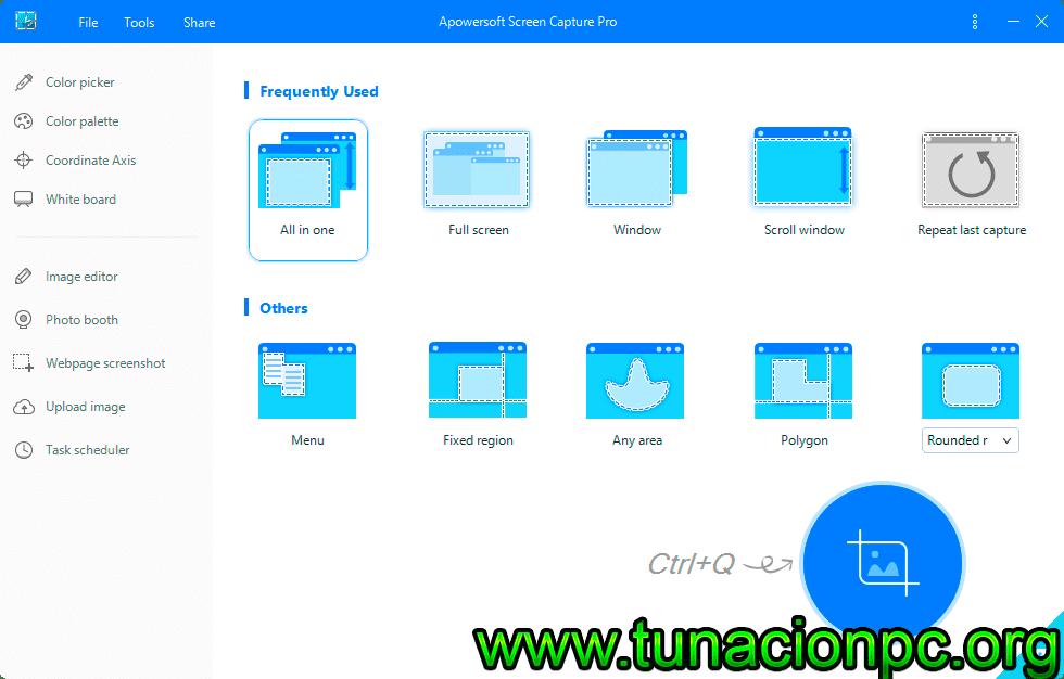 Descargar Apowersoft Screen Capture Pro
