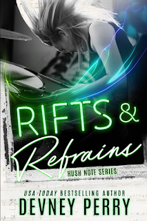 Book Review: Rifts and Refrains (Hush Note #2) by Devney Perry