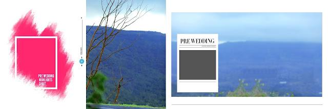 Wedding Album DM Design