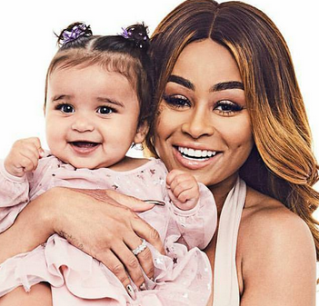 Blac-Chyna-and-Daughter,-Dream-on-the-cover-of-People-Magazine,-explains-why-she-moved-out-of-Kylie's-house
