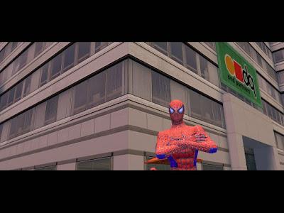 لعبة SPIDER MAN 2 للكمبيوتر