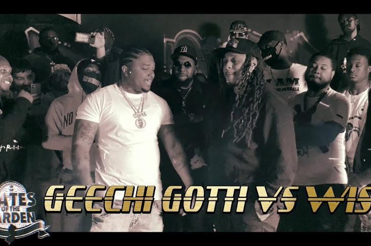 Gates Of The Garden Presents: Geechi Gotti vs Wise