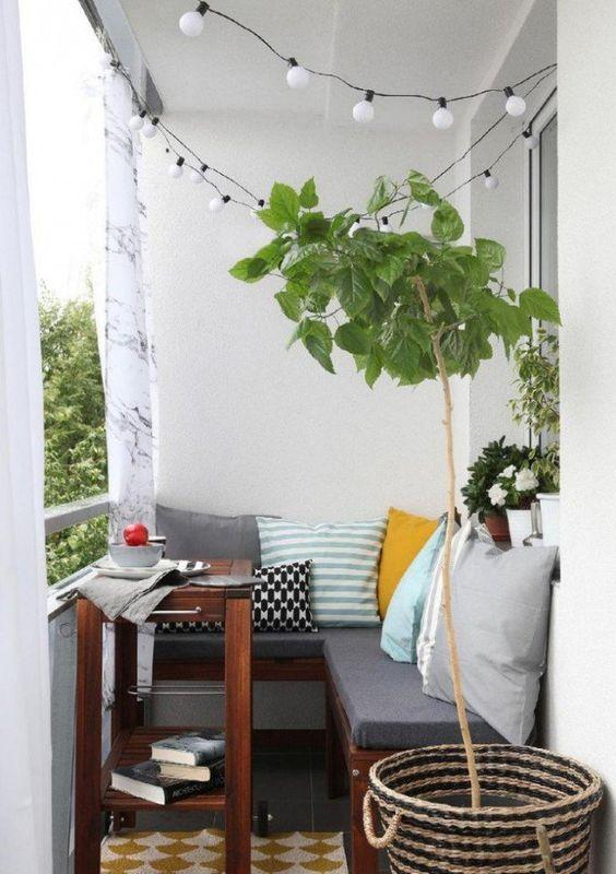 10 ideas para iluminar tu terraza o balcón