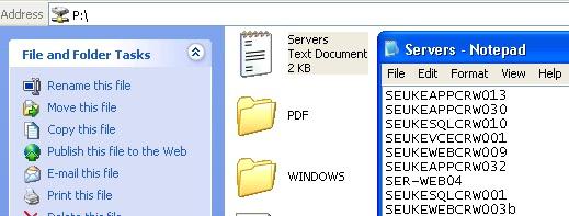 Windows Tech Blogs: PowerShell Script to retrieve disk size