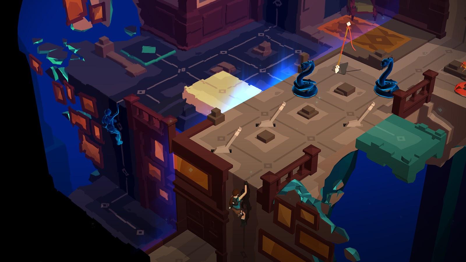 Lara Croft GO The Mirror Of Spirits ESPAÑOL PC Descargar Full (CODEX) 2