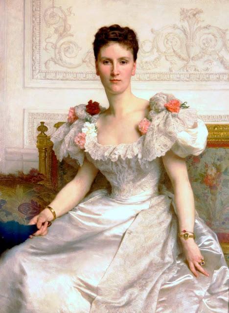 Адольф Вильям Бугро - Графиня Камбасерес (1895)