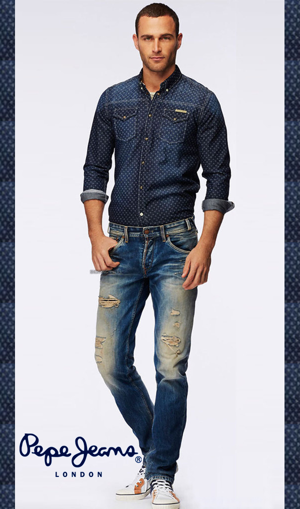 Jean Marshall PEPE JEANS homme