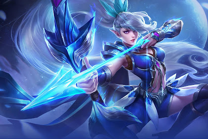 20 Gambar Wallpaper Hero Mobile Legends Miya Full HD Terbaru Untuk HP Android