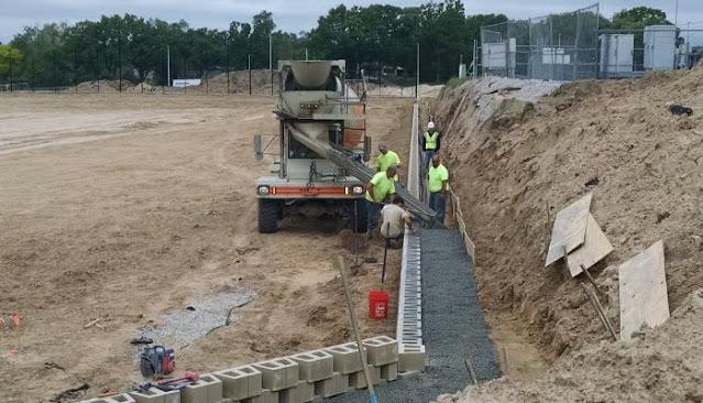 beton porous ramah lingkungan