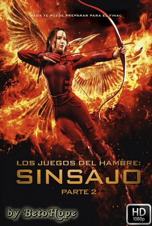Los Juegos Del Hambre: Sinsajo Parte 2 [2015] [Latino-Ingles] HD 1080P  [Google Drive] GloboTV