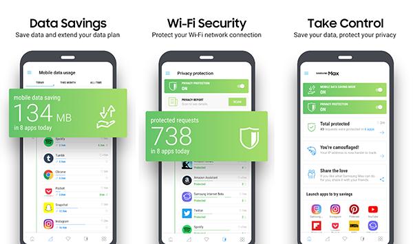 حمل التطبيق الجديد من شركة سامسونج مجانا لتسريع الانترنت والحفاظ على رصيدك 3G أو 4G !
