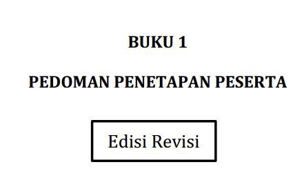 Download Buku Pedoman Sertifikasi Bagi Peserta Sertifikasi Tahun 2016 Format PDF