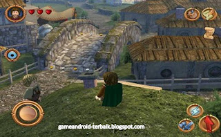 Game Android Terbaik LEGO The Lord of the Rings