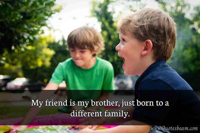 Brother From another Mother Quotes