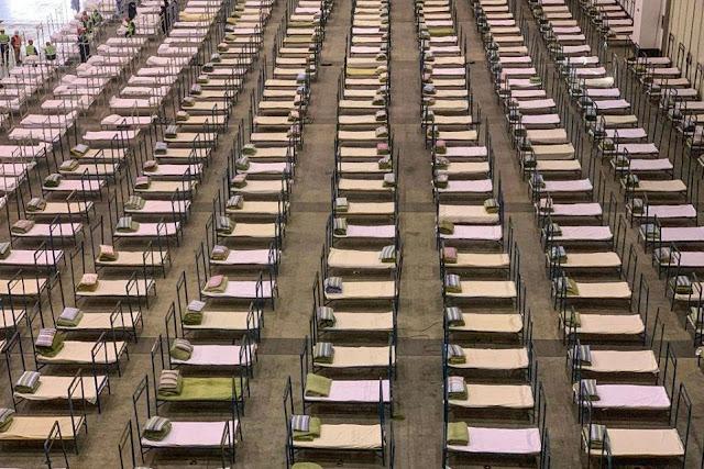Tứ Xuyên khẩn cấp xây 52.000 phòng cách ly, cư dân mạng giật mình: Đợt bùng phát nữa sắp đến?