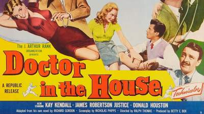 Doctor in the House (1954) Dual Audio 480p Hindi English Movie Download