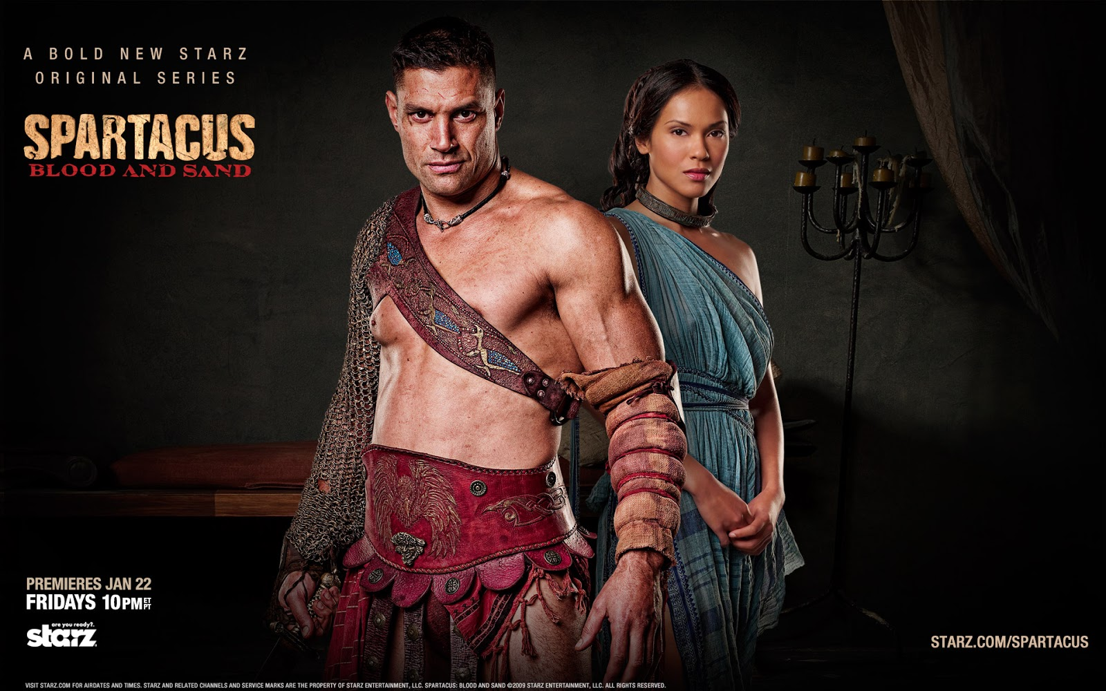 Swords and Sandals Spartacus Blood and Sand