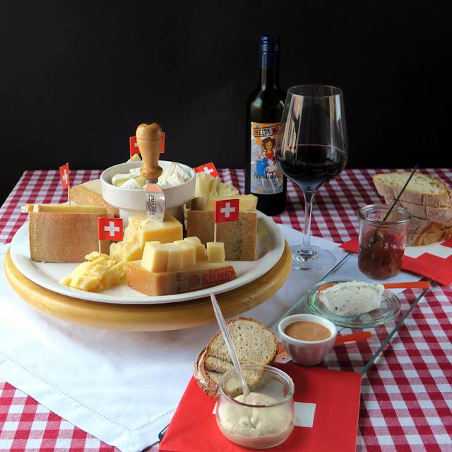 Chäsplättli mit Schweizer Käse | pastasciutta.de