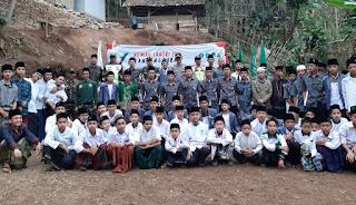 Pelajar NU Bandung Barat Gelar Kemah Santri