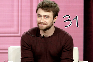 Happy Birthday Daniel Radcliffe! (31!)