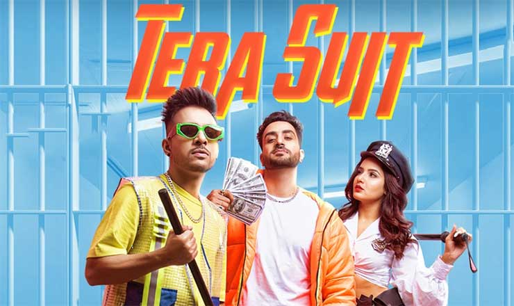 Tera Suit Lyrics in Hindi