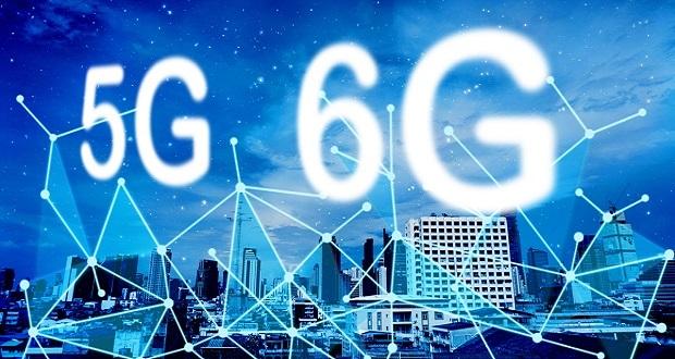 شبكات الجيل السادس