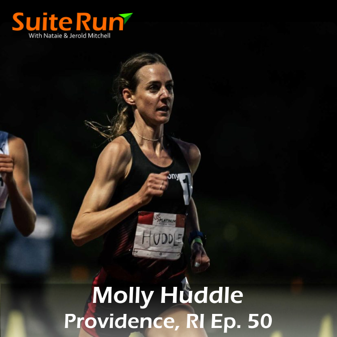 50   Providence, RI with Molly Huddle: Running in an Artsy, Academic, Seaside New England Town
