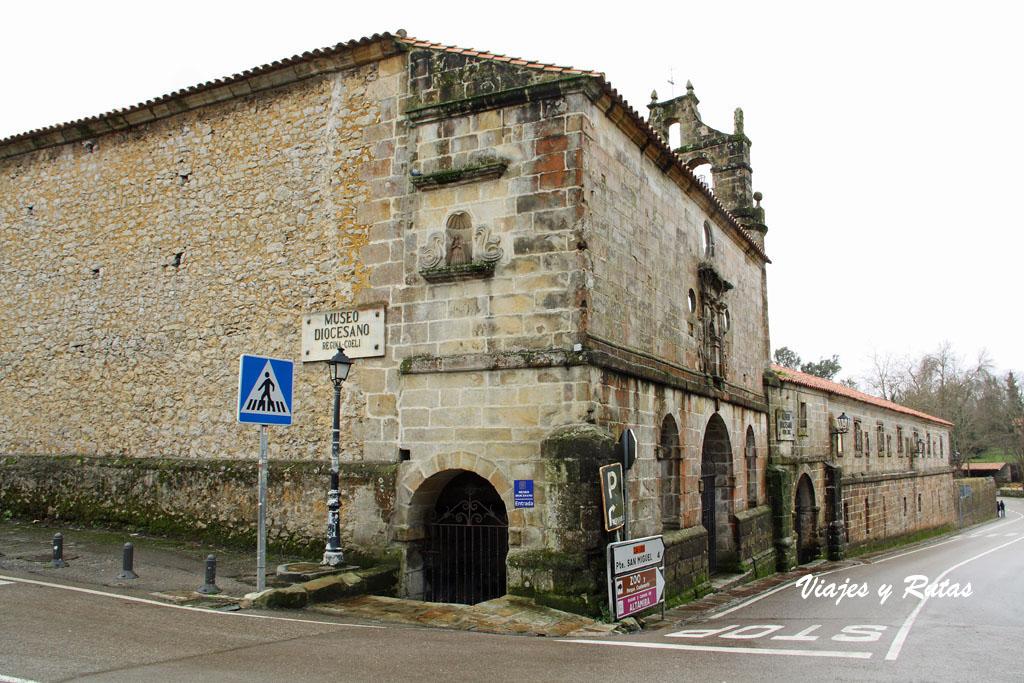 Convento dominico Regina Coeli, Santillana