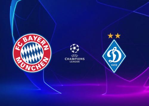 Bayern Munich vs Dinamo Kiev -Highlights 29 September 2021