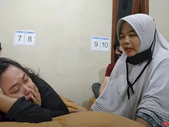 Viral Video Pasien Ningsih Tinampi Bilang Negara Akan Hancur Akibat Fitnah Besar!