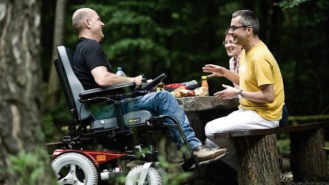 Buying Power Wheelchair