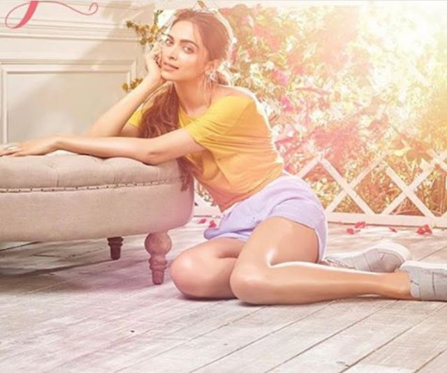 Deepika Padukone April 2017 Hot Photoshoot