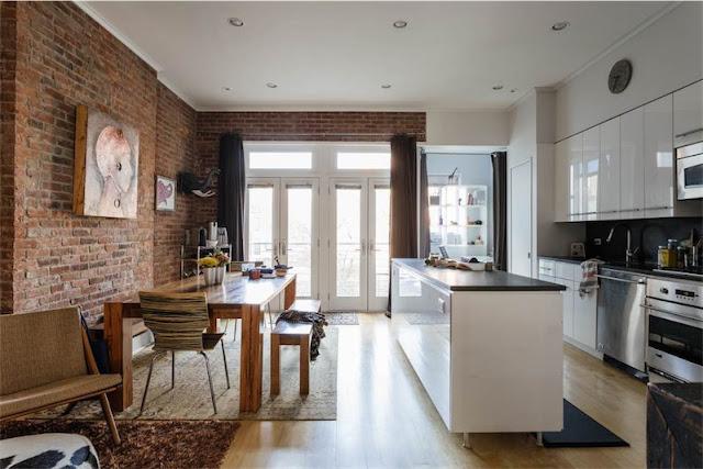 muebles de cocina lacados en blanco chicanddeco
