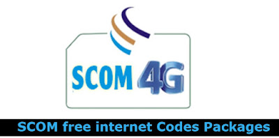 SCOM free internet Codes Packages 2021