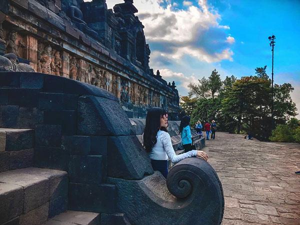 Harga Tiket Masuk Candi Borobudur
