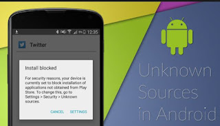 Install Unknown Application In Any Android