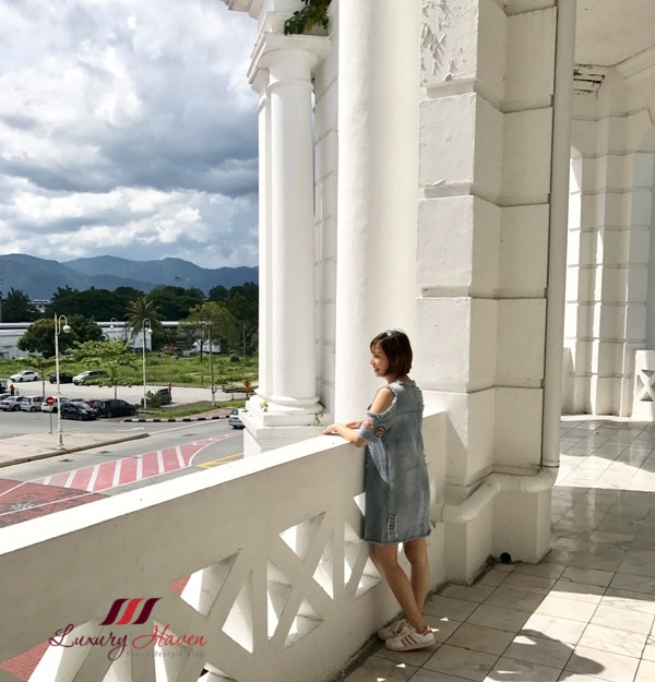 singapore fashion blogger dewan bandaran ipoh town hall
