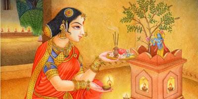 tulasi-Imporance-in-hindus