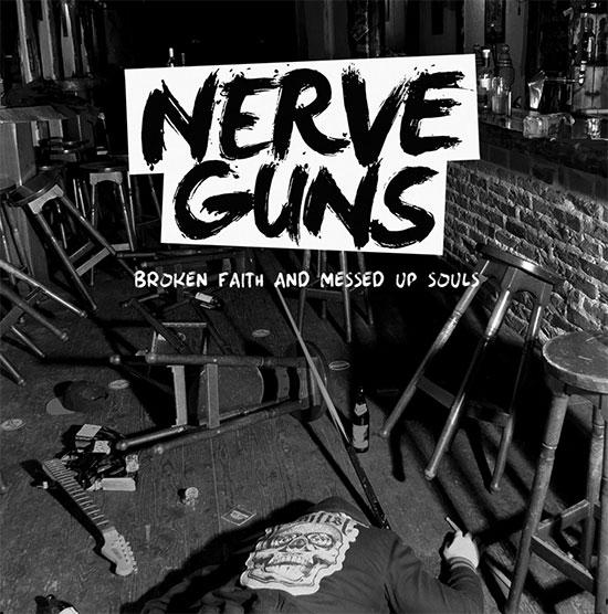 NerveGuns stream new album 'Broken Faith & Messed up Souls'